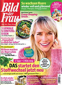Zeitschrift Bild der Frau im Lesezirkel mieten statt kaufen