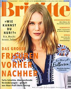 Zeitschrift Brigitte im Lesezirkel mieten statt kaufen