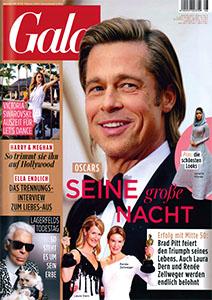 Zeitschrift Gala im Lesezirkel mieten statt kaufen