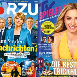 Fernsehzeitschriften